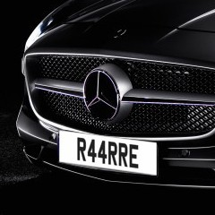 R44RRE Plate for Sale